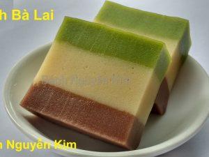 Bánh Bà Lai thơm béo ngậy